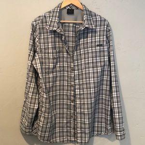 Oakley Button Up Shirt Large